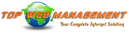 top web management - your complete internet solution